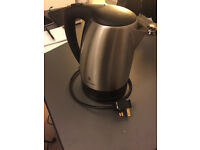 Russell Hobbs Stainless steel kettle hardly used
