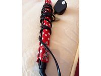 Minnie Mouse hair straighteners, had a while but only used twice! Lovely gift!!
