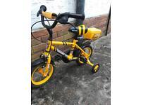 Kids bike 12 inch