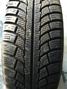 SNOW TIRE TWO 75% NEW GISLAVED 215/65R16 102T