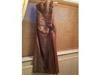 Bridesmaid/ball gown