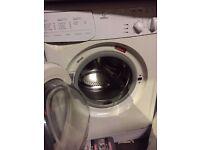 indesit 4 years old washing machine