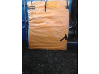 Brand New Dormeo Options Hybrid Double Mattress 135cm x 190cm Free delivery see note.