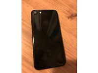 iPhone 7 128gb jet black boxed priced to sell