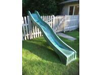 10ft garden slide