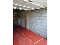 Shared Lock up Secure storage in Garage, York, Bootham