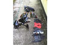 Kawasaki Ninja 636 03-05 Breaking Got All Parts