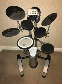 Roland Electronic Drum Set with Headphones