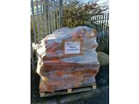 Kiln dried beech burst bags spoilt stock