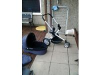 Quinny buzz 3 travel system stroller and pram