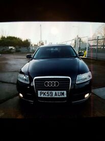 AUDI A6 SE TDI - AUTO 59 PLATE FACE LIFT MODEL