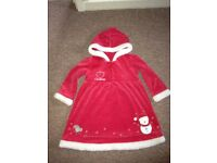 Girls age 2-3 Christmas dress
