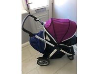 Double pram fabulous condition