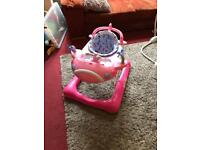 Mothercare baby walker. VGC. From smoke and pet free home.