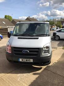 Ford Transit T260 115ps. Factory Crew cab 6 seater
