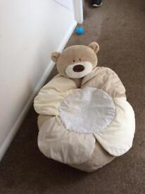 Mothercare sit up ring