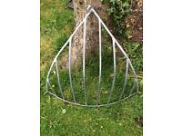 2 X traditional corner hay racks