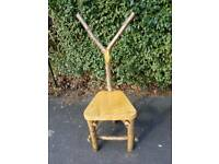 Willow and Pine Parlour Chair