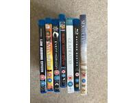 Selection of Blu-ray Films