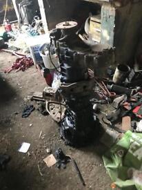 Ford ranger gear box