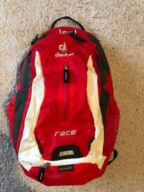 Deuter MTB Race back pack