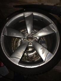 Audi rotors