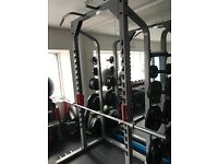 Origin squat rack
