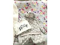 Women's luxury pyjama set