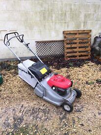 Honda HRB425c lawn mower