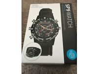 Spy Watch 4GB Memory 1.3mp camera BNIB!
