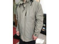 Mens raincoat Maine England (Debenhams)