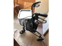 Walking Frame with Breaks - Excellent condition!