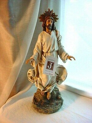 Christ Is Risen Figurine by Roman Josephs Studio Jesus 12 inch