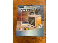 Personal Air Cooler, Purifier and Humidifier - New Boxed