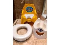 Potty training, toddlers training potty, toddler toilet seat