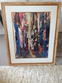 GICLEE limited edition prints by Anna Lorimer all professionally framed - excellent condition