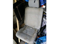 VW T4 Caravelle Middle row passenger seat