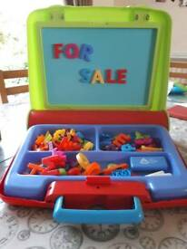 ELC magnetic play centre