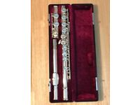 Jupiter Flute - Silver - Amazing condition - like brand new
