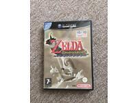 Nintendo GameCube Zelda The Wind Waker