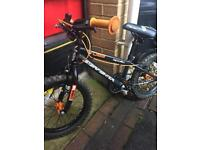 "Child's 16"" Bike Apollo Streetfighter"