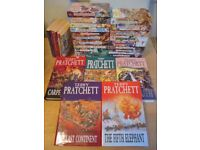 Terry Pratchett DISCWORLD Collection - 29 Books