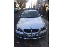 BMW Silver Estate 3 series 318d 2008