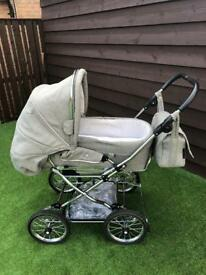 Bespoke Churchill Pram