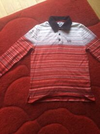 Boys Hugo Boss top