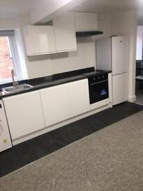 2 bed room flat brand new with new furniture