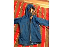 Montane alpine endurance event jacket