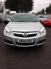 Vauxhall Vectra Exclusive CDTI 150 1.9