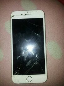 Iphone 6 for spares or repairs
