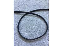 QED 79 strand speaker cable - Black, 10 metres